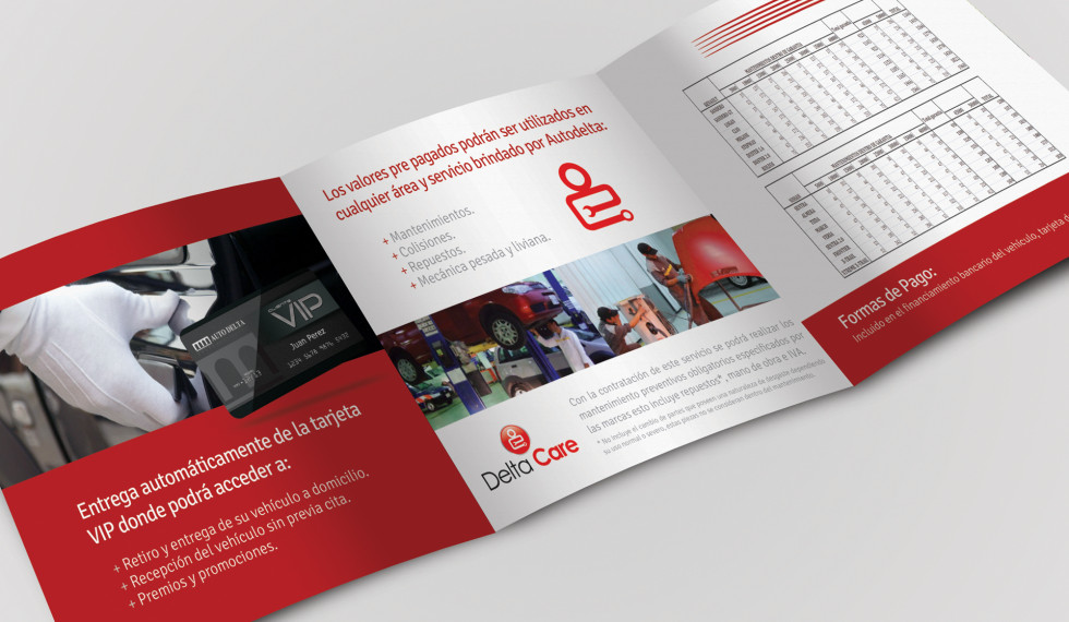 AutoDelta Brochure inside