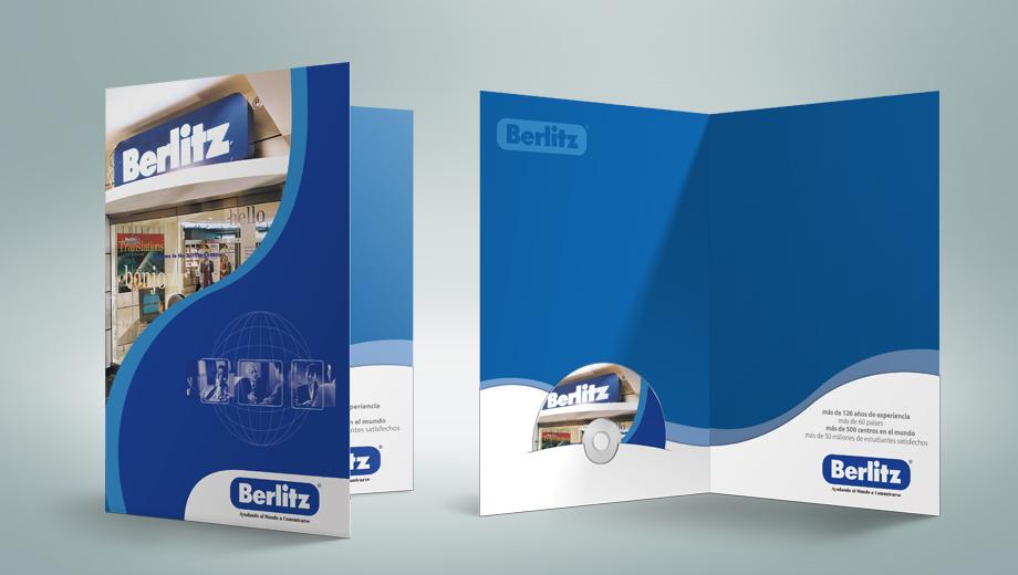 Berlitz Pocket Folder