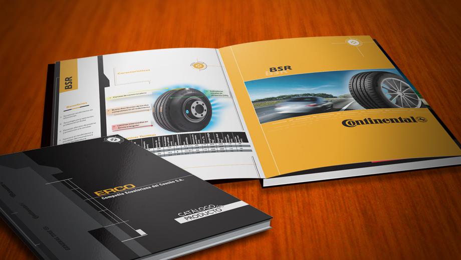 Continental Tires Sales Catalog